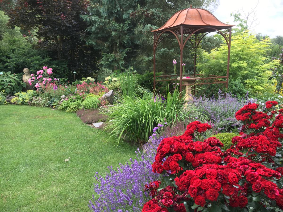 KLOTZ | Gartenromantik