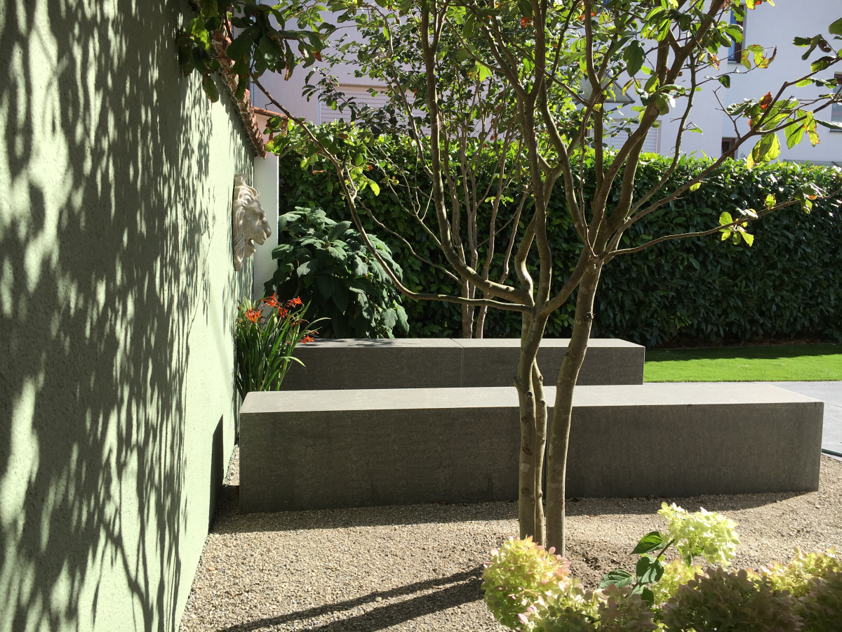 KLOTZ | Atriumgarten